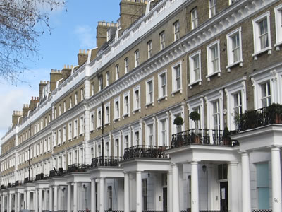 Appartamenti Londra Zona